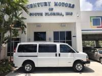 2005 Chevrolet Express Passenger 12 Passenger Cloth Seats Rear A/C Sliding Door