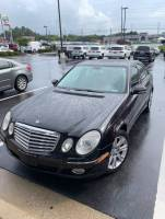 2009 Mercedes-Benz E-Class Base Sedan