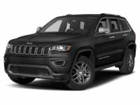 Diamond Black Crystal Pearlcoat Used 2018 Jeep Grand Cherokee Limited 4x4 For Sale in Moline IL | P20206