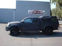 2006 Toyota Tacoma ACCESS CAB 4-DOOR 4X4 4-CYL 5-SPEED TUFFCOAT PAINT