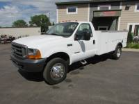 Used 2000 Ford F-450 4x2 Reg Cab Service Utility Truck