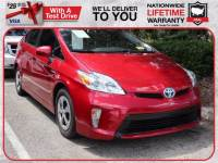 Certified 2015 Toyota Prius 5dr HB Three