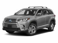 Used 2017 Toyota Highlander Hybrid Limited Platinum V6 AWD