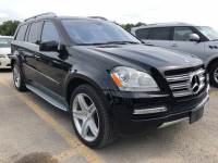 2012 Mercedes-Benz GL 550 GL 550