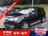 Used 2012 Acura MDX For Sale at Fred Beans Volkswagen | VIN: 2HNYD2H3XCH520086