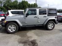 Certified Used 2015 Jeep Wrangler Unlimited Freedom Edition in Gaithersburg