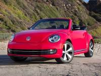2013 Volkswagen Beetle 2.0T Convertible