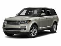 Used 2017 Land Rover Range Rover 5.0L V8 Supercharged SUV