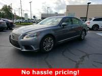 Used 2013 LEXUS LS 460 For Sale at Harper Maserati | VIN: JTHBL5EF9D5124589