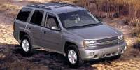 Pre-Owned 2002 Chevrolet TrailBlazer 4dr 4WD LS VIN1GNDT13SX22495723 Stock NumberT2295723