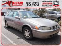 1998 Toyota Camry 4dr Sdn CE Manual