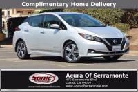 Used 2018 Nissan LEAF SL For Sale in Colma CA   Stock: MJC305571   San Francisco Bay Area