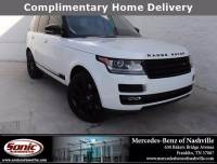 2016 Land Rover Range Rover HSE in Franklin
