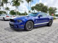 2014 Ford Shelby GT500 Base Coupe