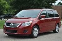 2012 Volkswagen Routan SE with RSE and Navigation for sale in Flushing MI