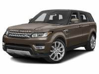Certified Used 2017 Land Rover Range Rover Sport HSE SUV in Glenwood Springs, CO