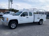2011 Chevrolet Silverado 2500HD Ex-Cab Reading Service Body Work Truck