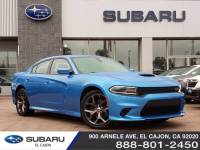 Used 2019 Dodge Charger For Sale at Subaru of El Cajon   VIN: 2C3CDXHG9KH672721