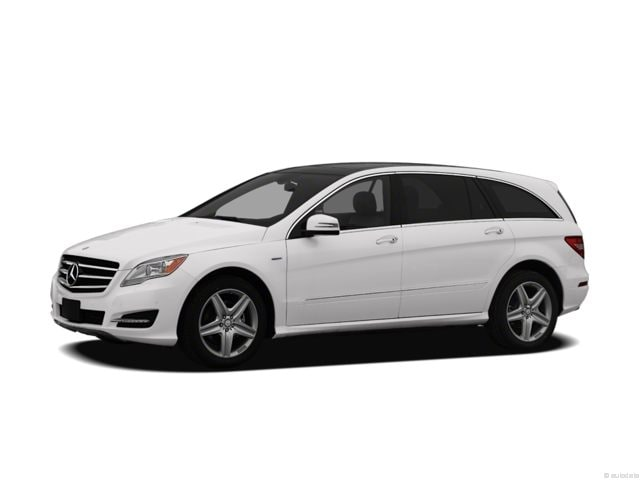 Photo Pre-Owned 2012 Mercedes-Benz R-Class R 350 in Greensboro NC