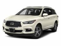 Used 2017 INFINITI QX60 Base SUV