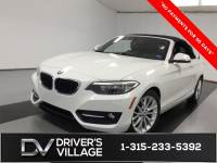 Used 2016 BMW 2 Series For Sale at Burdick Nissan | VIN: WBA1K9C59GV321863