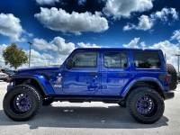 Used 2020 Jeep Wrangler Unlimited CUSTOM SAHARA LEATHER NAV HARDTOP ALPINE