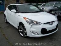 2017 Hyundai Veloster 3D COUPE VALUE EDITION Automatic