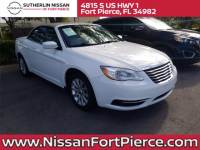 Used 2011 Chrysler 200 Touring Convertible