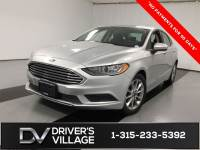 Used 2017 Ford Fusion For Sale at Burdick Nissan | VIN: 3FA6P0HD9HR197989