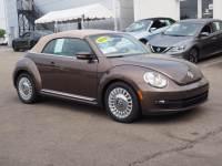 Used 2014 Volkswagen Beetle Convertible 1.8T Convertible