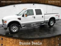 2010 Ford F-250 Super Duty 4x4 Lariat 4dr Crew Cab 6.8 ft. SB Pickup