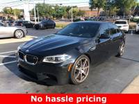 Used 2014 BMW M5 For Sale at Harper Maserati | VIN: WBSFV9C57ED594070