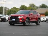 Certified Pre-Owned 2020 Chevrolet Blazer RS VIN 3GNKBERS3LS553489 Stock Number 13512P