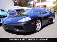 2004 Ferrari 360 Modena Berlinetta Coupe XSE serving Oakland, CA