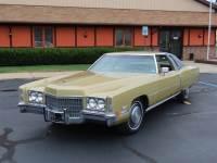 1972 Cadillac Eldorado Coupe for sale in Flushing MI