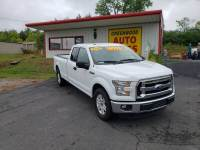 2016 Ford F-150 4x2 XLT 4dr SuperCab 8 ft. LB