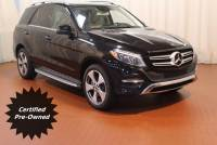 Certified Pre-Owned 2017 Mercedes-Benz GLE 350 GLE 350 in Fort Myers