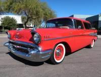 1957 Chevrolet Nomad Wagon Bel Air Resto Mod