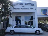 2001 Cadillac Deville Professional (fleet-only) Limousine Stretch 6 Doors LOW MILES