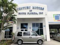 2001 Chevrolet Astro Conversion Van Road Ready COBRA XR Conversion Rear Captains Chairs