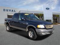 Used 2003 Ford F-150 For Sale in Jacksonville at Duval Acura | VIN: 1FTRW08L03KC12748