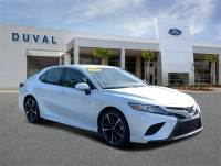Used 2018 Toyota Camry For Sale in Jacksonville at Duval Acura | VIN: 4T1B61HK7JU050287