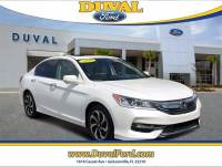 Used 2016 Honda Accord For Sale in Jacksonville at Duval Acura | VIN: 1HGCR3F02GA010370