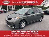 Used 2020 Toyota Sienna LE FWD 8-Passenger