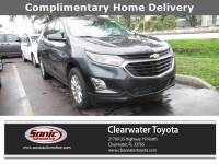 2018 Chevrolet Equinox LT (FWD 4dr LT w/1LT) SUV in Clearwater