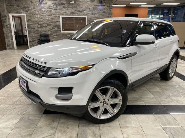 Photo 2013 Land Rover Range Rover Evoque Pure