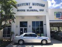 2009 Cadillac DTS w/1SA Leather Seats CD AUX Onstar Alloy Wheels