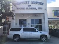 2007 Cadillac Escalade ESV AWD 4WD Heated/Cooled Leather 3rd Row DVD