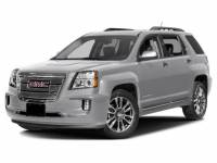 Silver Used 2017 GMC Terrain AWD 4dr Denali For Sale in Moline IL | P20215