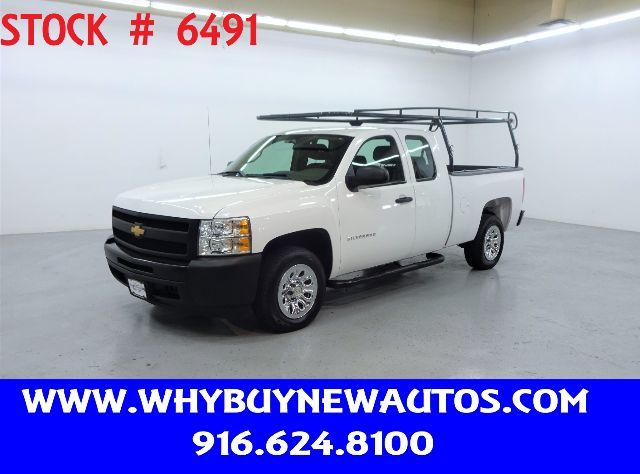 Photo 2012 Chevrolet Silverado 1500  Extended Cab  Only 48K Miles